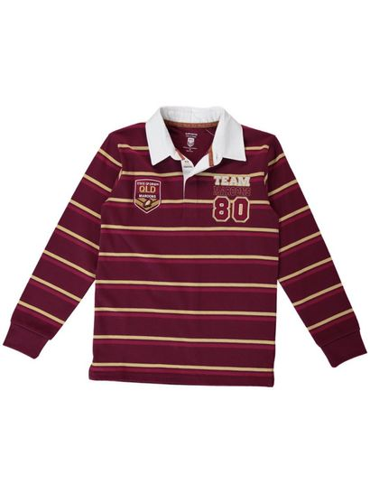 Soo Youth Rugby Top