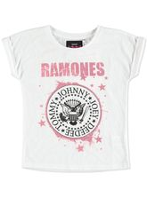 TODDLER GIRLS RAMONES TEE SHIRT