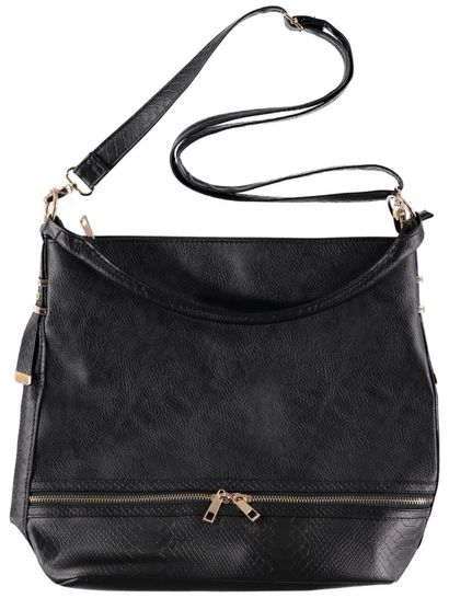 Womens Black Hobo Bag
