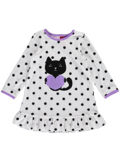 Toddler Girls Polar Fleece Nightie
