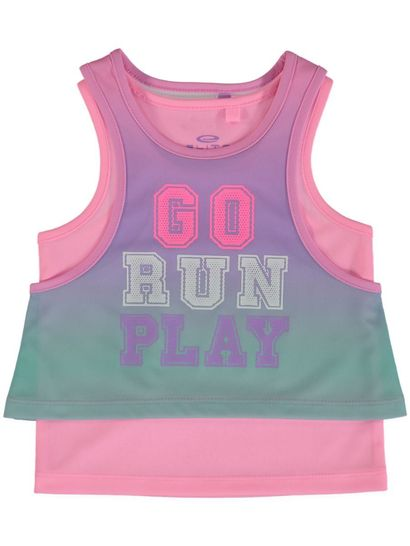 Toddler Girls Elite Tank