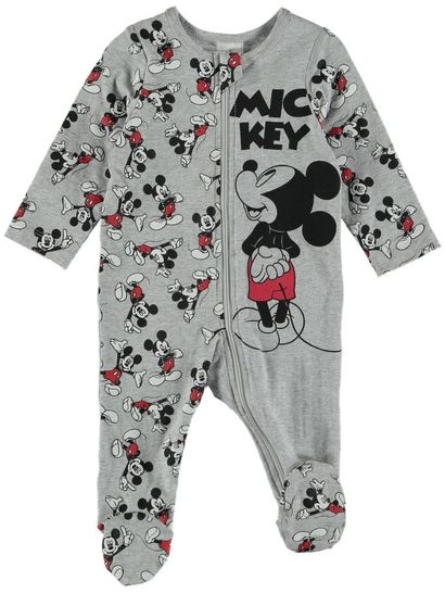 Baby Romper Mickey Mouse