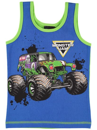 Boys Monster Jam Vest