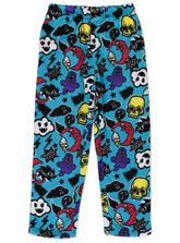 BOYS SLEEP PANT - CORAL FLEECE