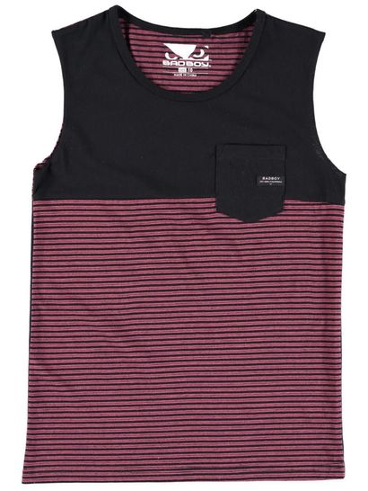 Boys Bad Boy Stripe Tank