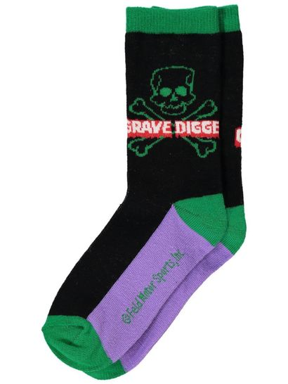 BOYS SOCKS - MONSTER JAM