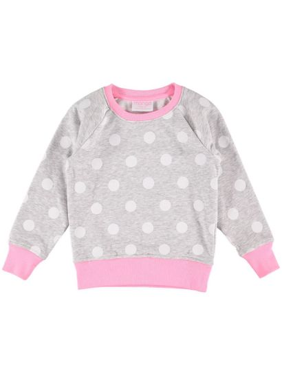 Toddler Girls Fleecy Top