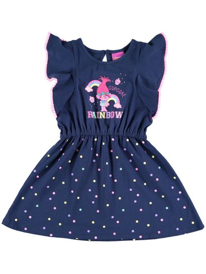 Toddler Girls Trolls Dress