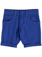 BOYS CLR DENIM SHORT