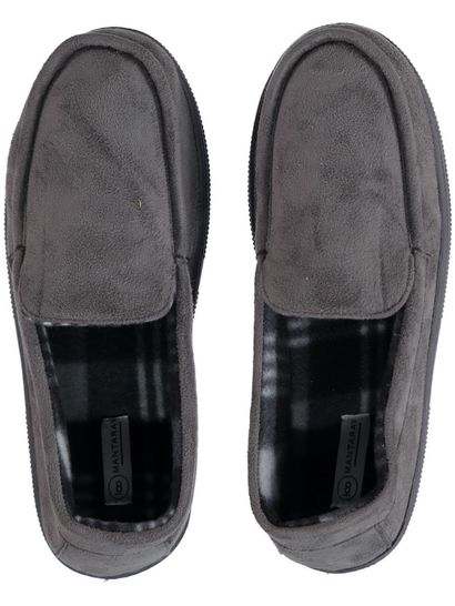 Mens Sidewall Slipper