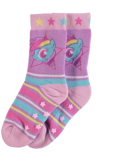 Girls Licence Bed Socks - My Little Pony