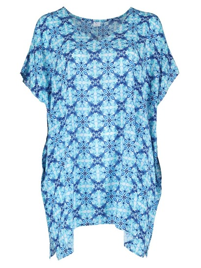 Womens Cold Shoulder Coverup