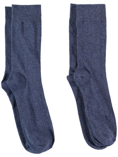 Mens 2Pk Casual Socks