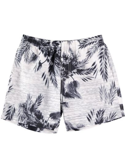 Boys Print Volley Boardshort