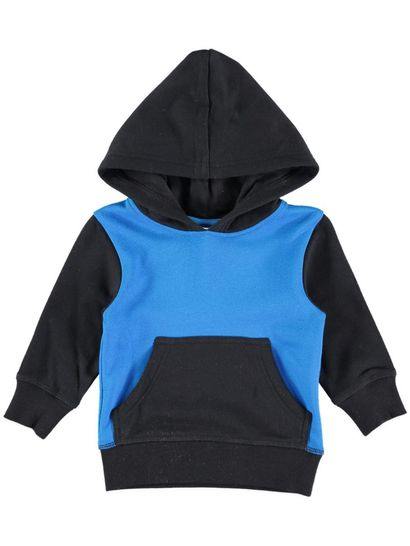 Boys Mix N Match Contrast Hoodie