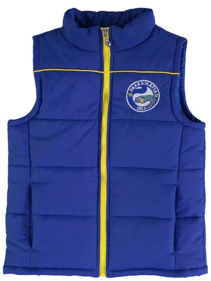 Nrl Youth Puffer Vest