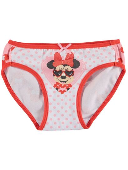 Girls Licence Brief - Minnie Mouse