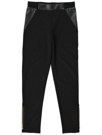 Girls Ponte Pants