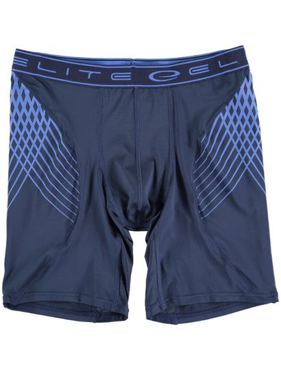 Mens Coolmax Long Active Trunk