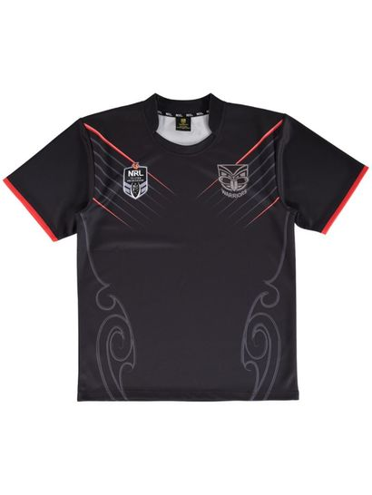 Nrl New Zealand Warriors Toddlers Jersey