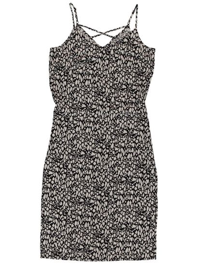 WOMENS CROSS BACK DRESS