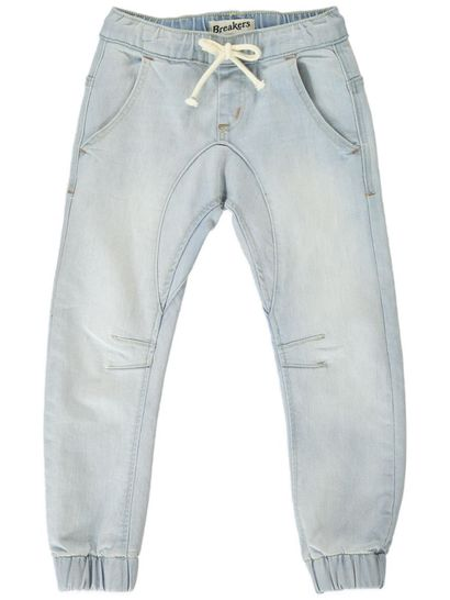 Boys Cuffed Denim Pant