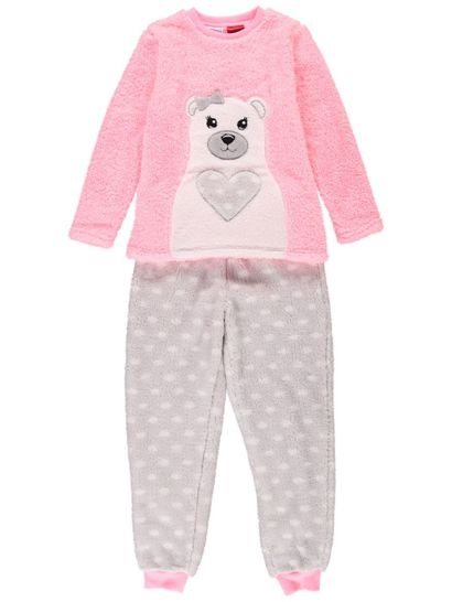 Girls Fleece Twosie