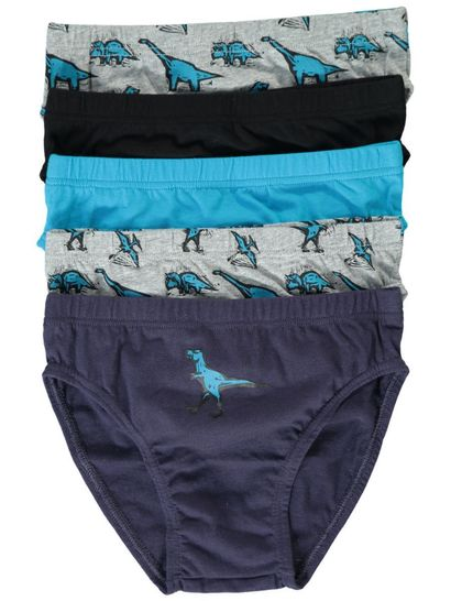 BOYS BRIEF 5PACK