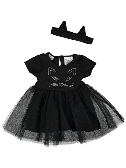 BABY DRESS HALLOWEEN
