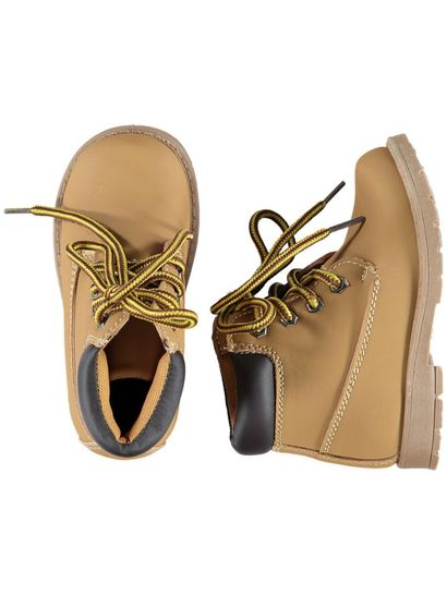 Boy Tan Boot