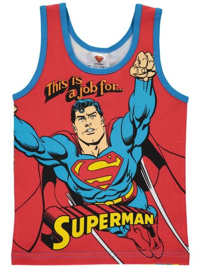 Boys Superman Vest