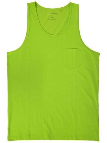 Mens Basic Tank Top