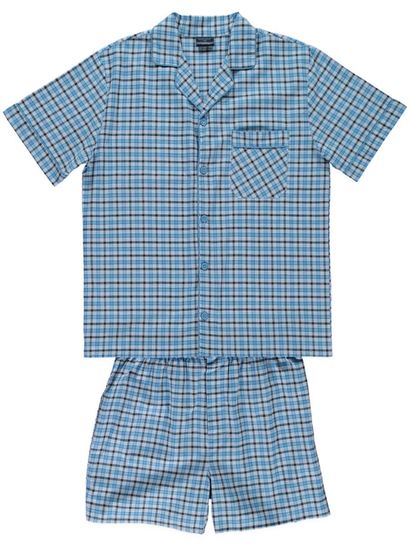 Mens Short Summer Pyjamas