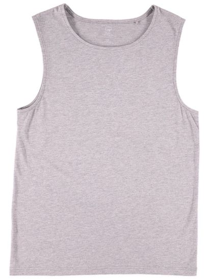 Boys Solid Muscle Tank