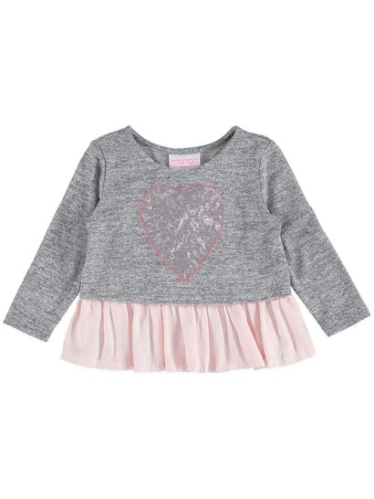 Toddler Girls Fashion Top