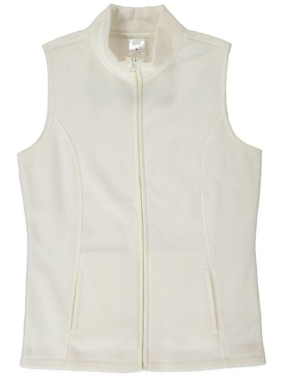 Polar Fleece Gilet Womens