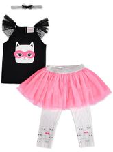 TODDLER GIRLS 4 PIECE SET