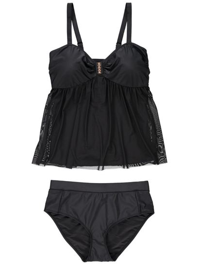 Womens Two Peice Tankini