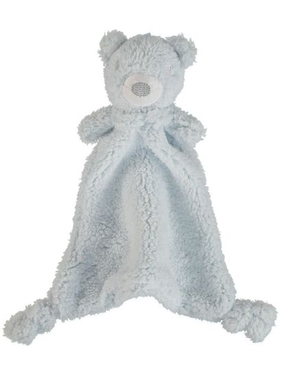 BABY BEAR SNUGGLE TOY COMFORTER