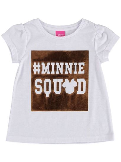 Toddler Girls Minnie Tee