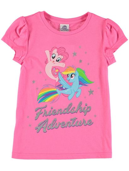 Toddler Girl My Little Pony Tshirt