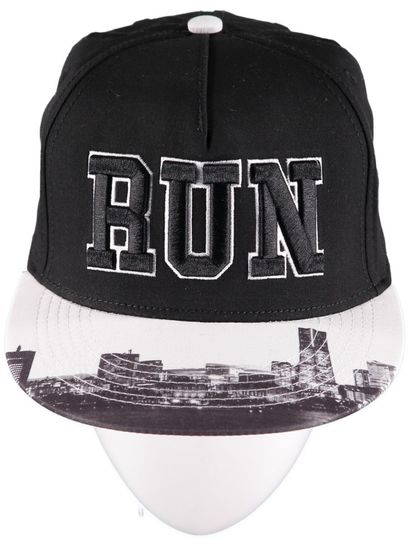 Mens Run Cap