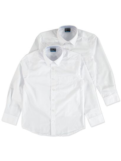 Boys 2 Pack Long Sleeve Shirt