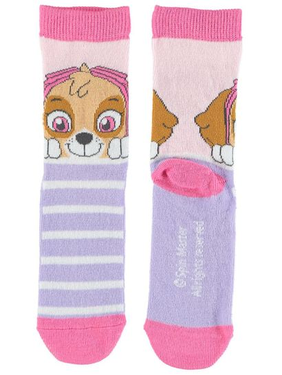 Girls Licence Socks - Paw Patrol