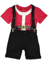 Boys Santa 2Pc Set