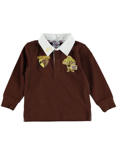 Toddler Afl Rugby Top