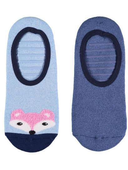 Socks 2Pk Home Cosy Underworks