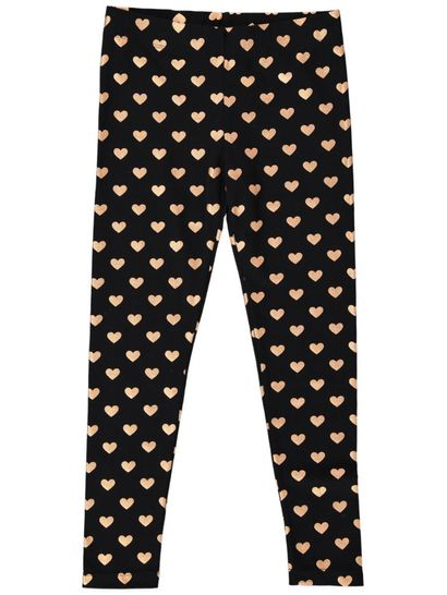 Girls Foil Print Legging