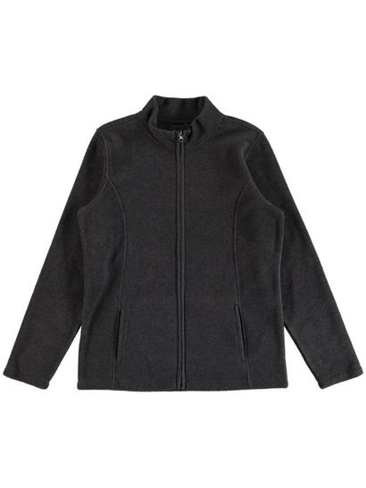 Zip Polar Fleece Jacket Womens