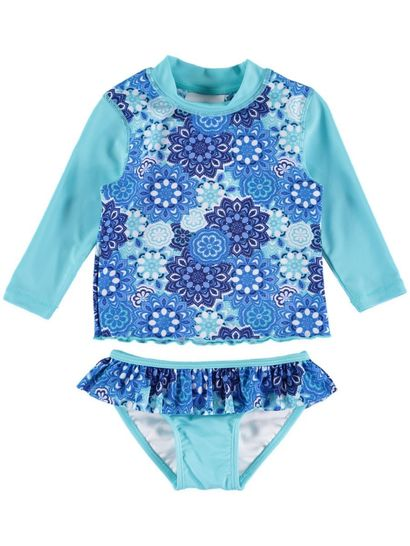 Toddler Girls Swimset